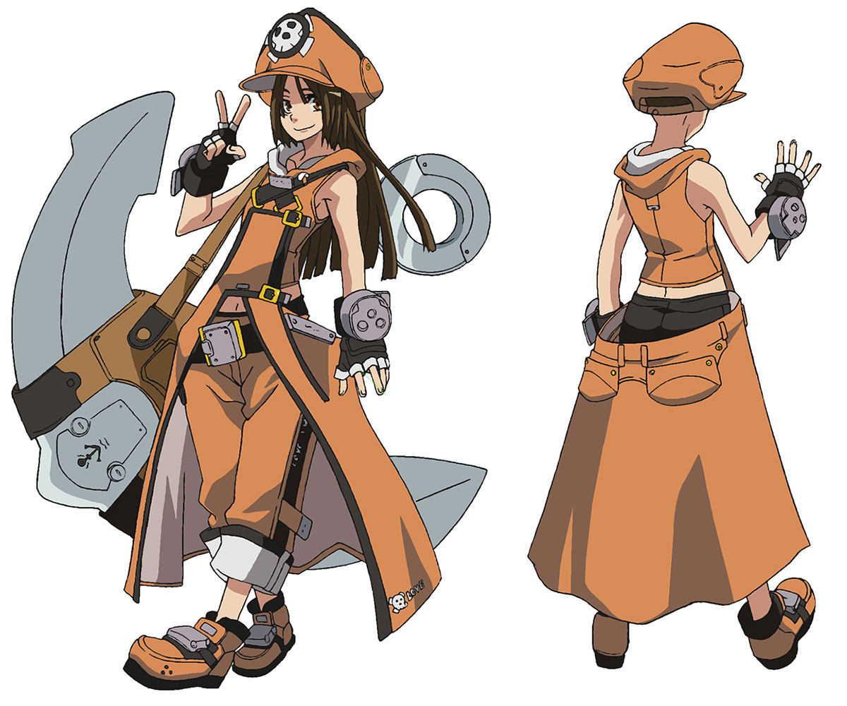 Guilty Gear Xrd: Rev 2 - Character Color: Answer 2017 pc game Img-4