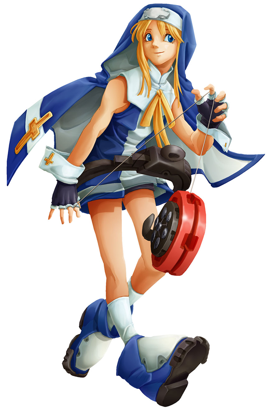 Bridget Guilty Gear