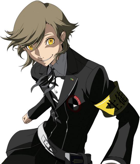 Ken Amada Amp Koromaru Persona 4 Arena Ultimax