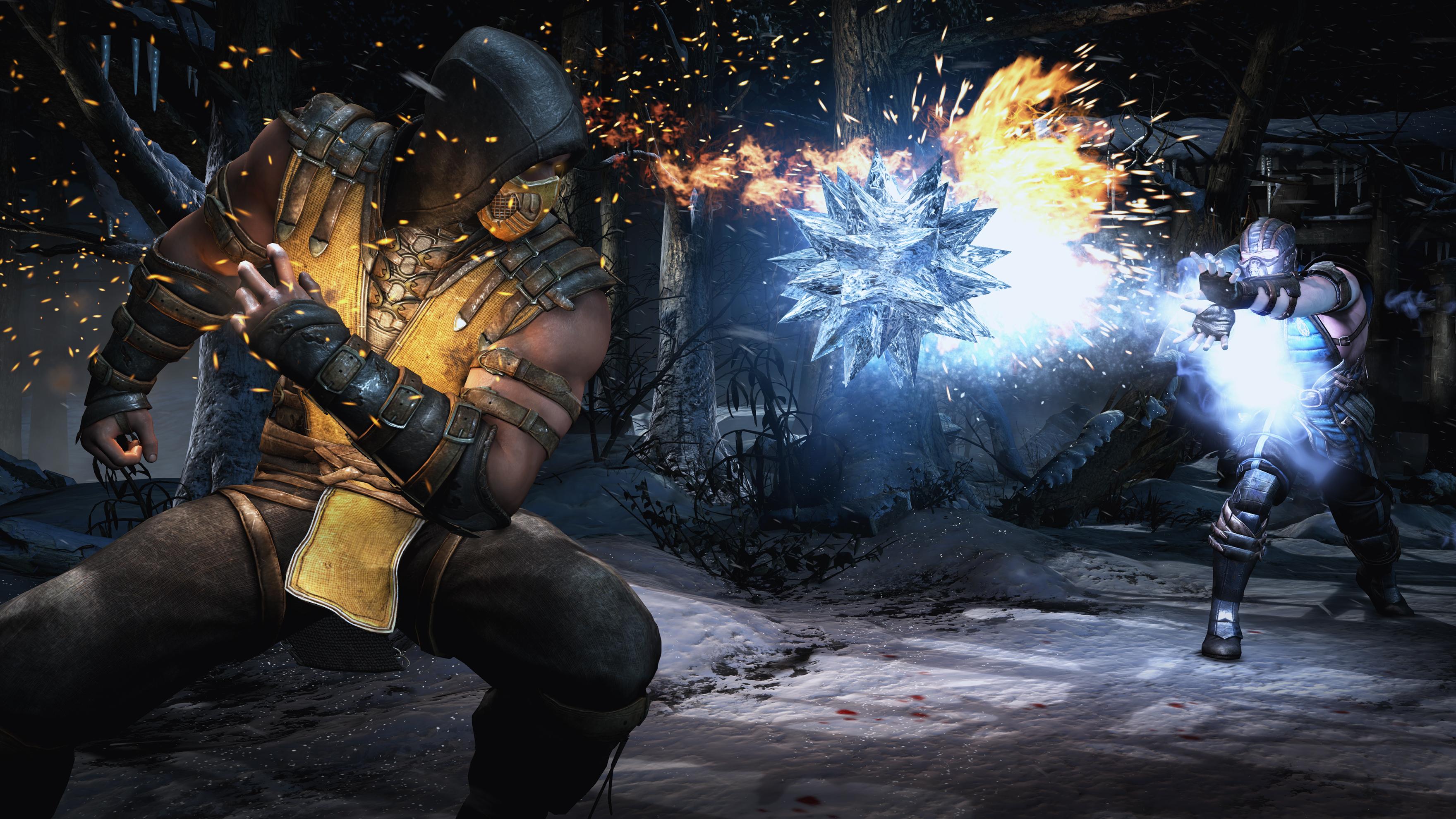 Mortal Kombat X - Screenshots
