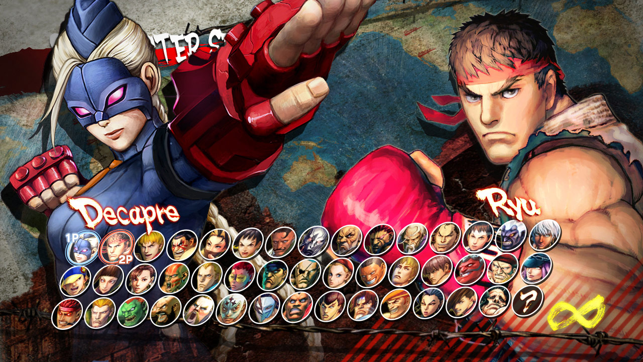 Ultra Street Fighter 4 Tfg Review Art Gallery