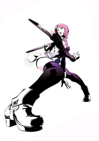 Tekken 2 Yoshimitsu