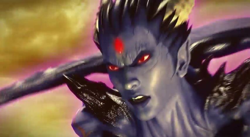 Devil Devil Kazuya Tekken