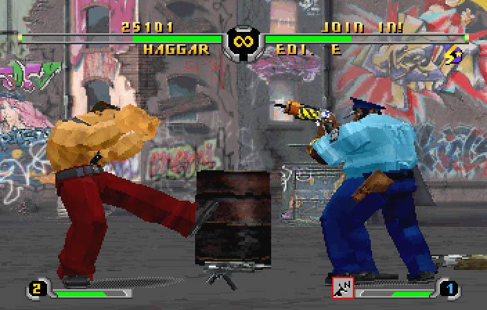 Final Fight: Revenge - TFG Review / Art Gallery