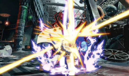 first details  screenshots  u0026 character artwork for sin kiske in guilty gear xrd