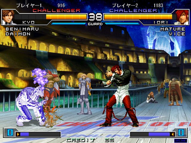The King Of Fighters 2002 Unlimited Match Tfg Review