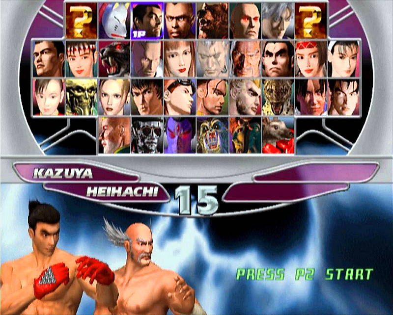 Your Favourite Tekken Game Resetera