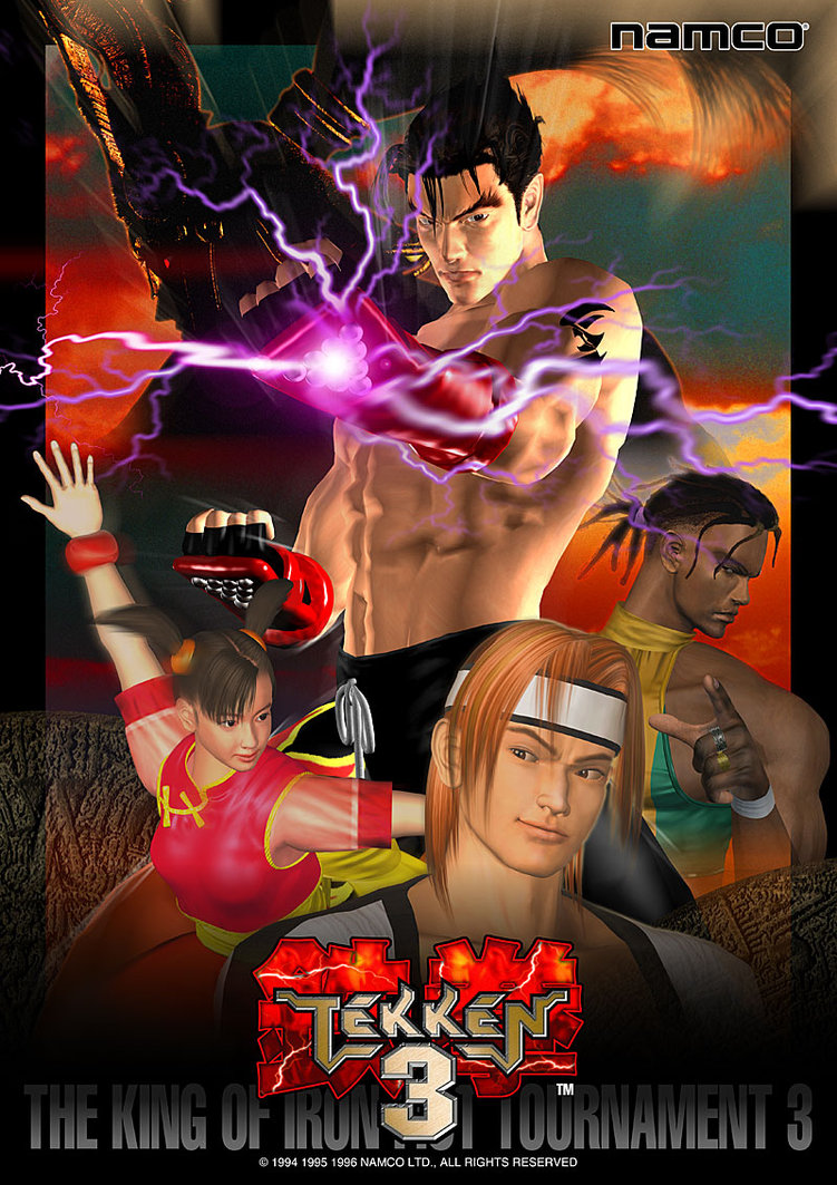 Tekken 3 tfg review art gallery for What was the name of that movie
