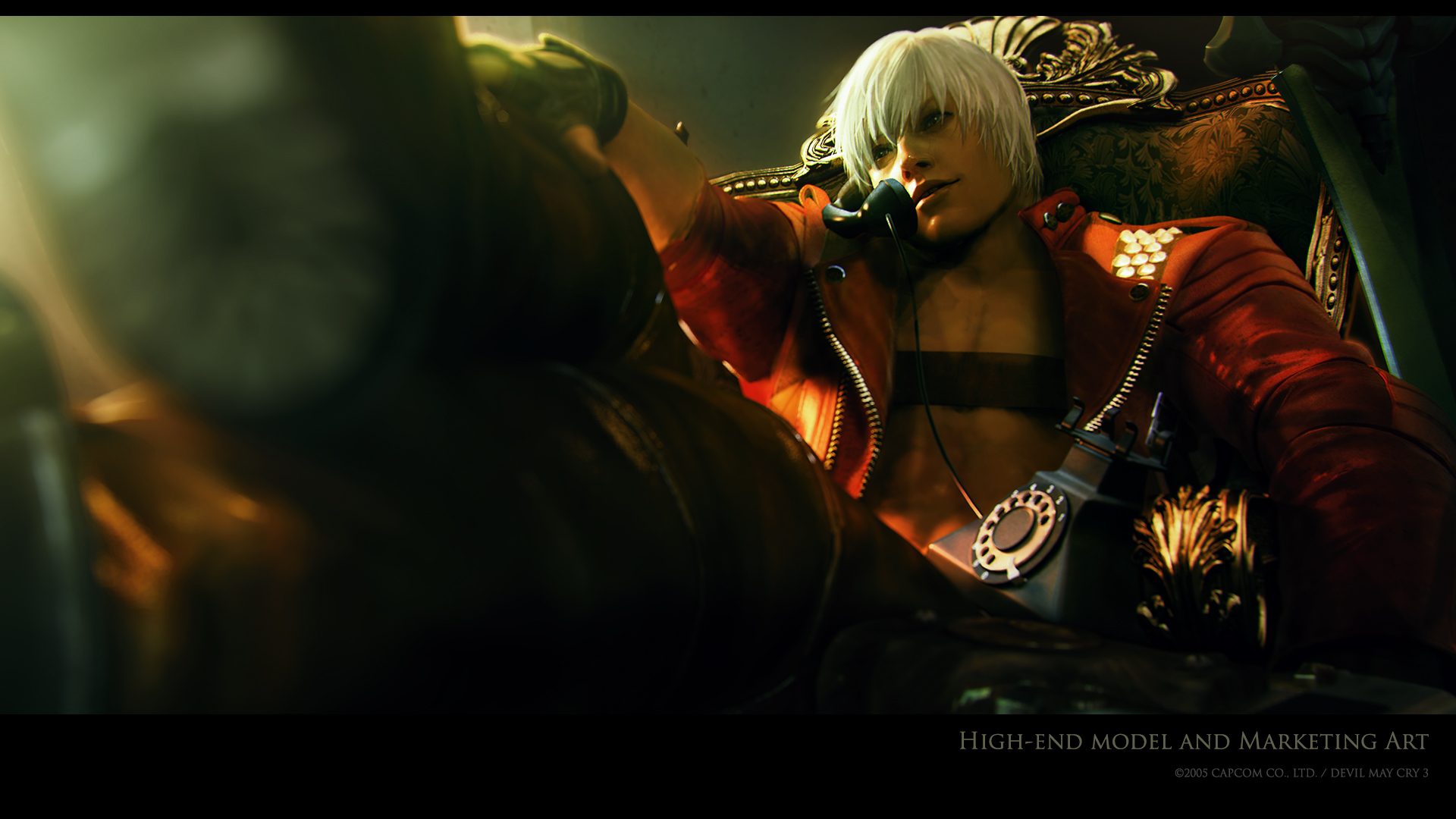 Dante Dmc Marvel Vs Capcom Art Gallery Page 2