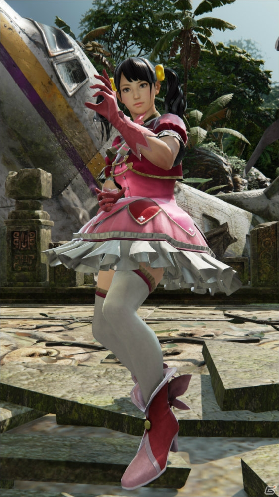 Top 10 Ling Xiaoyu Costumes By Doapersonafan123 On Deviantart