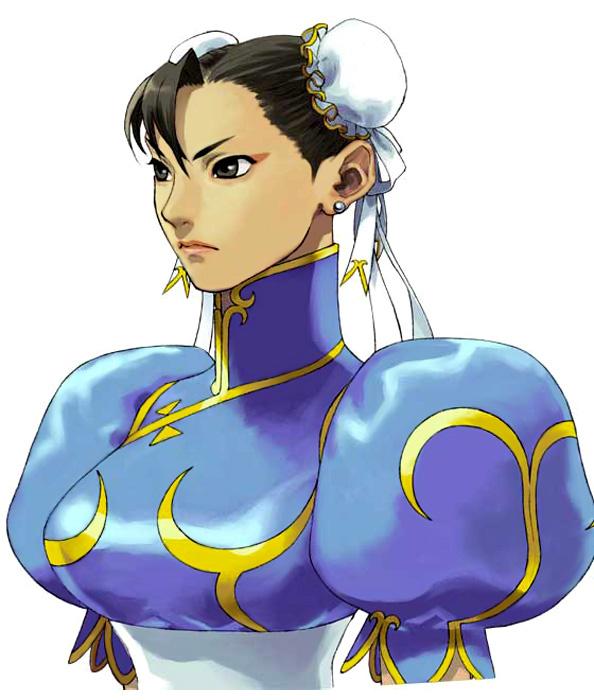 Chun-Li (Street Fighter