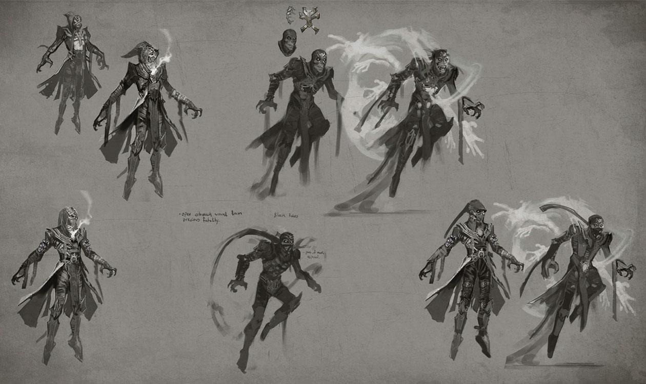🥇 Mortal kombat ermac wallpaper | (14280)