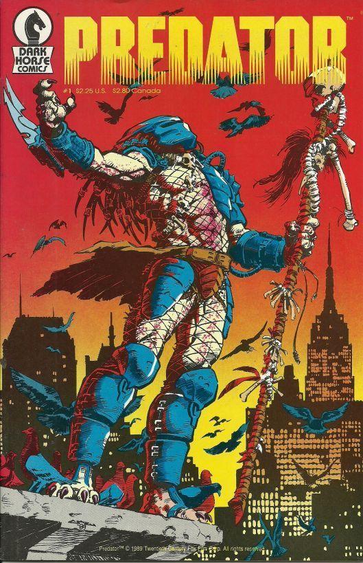 Predator (Alien Vs. Predator / Mortal Kombat X)