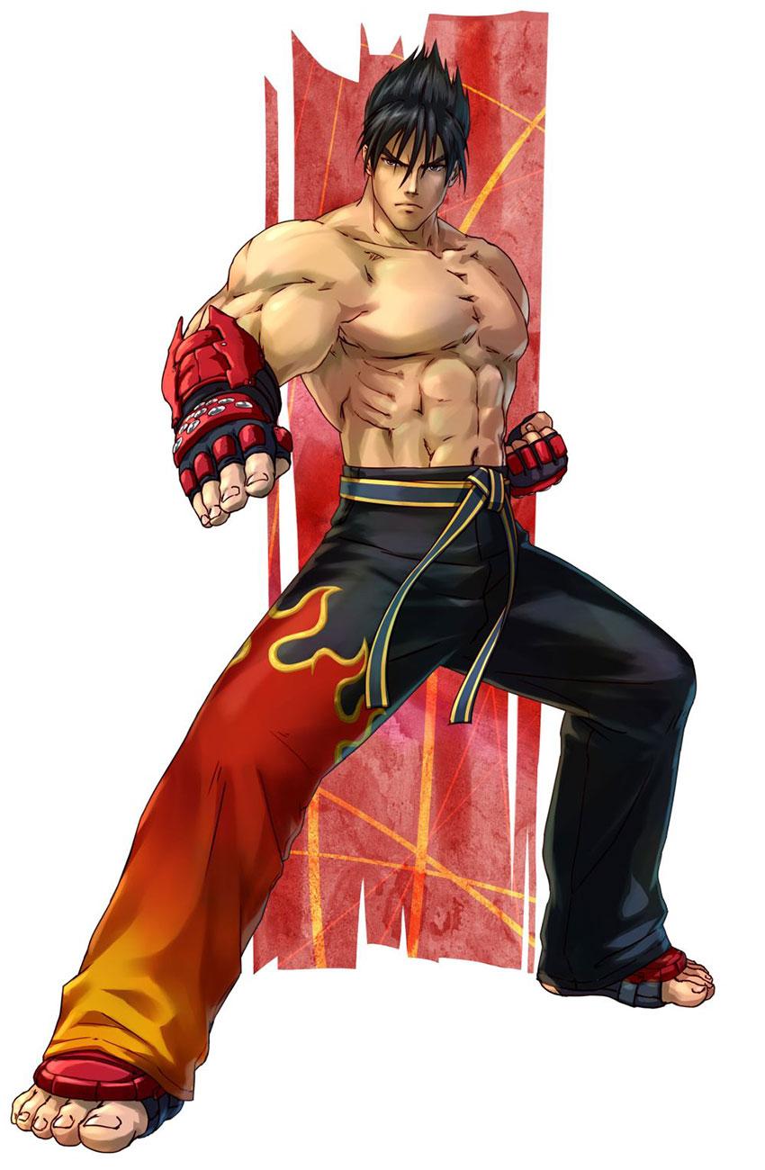 Captain Commando Heihachi Mishima June amp BB Hood Join