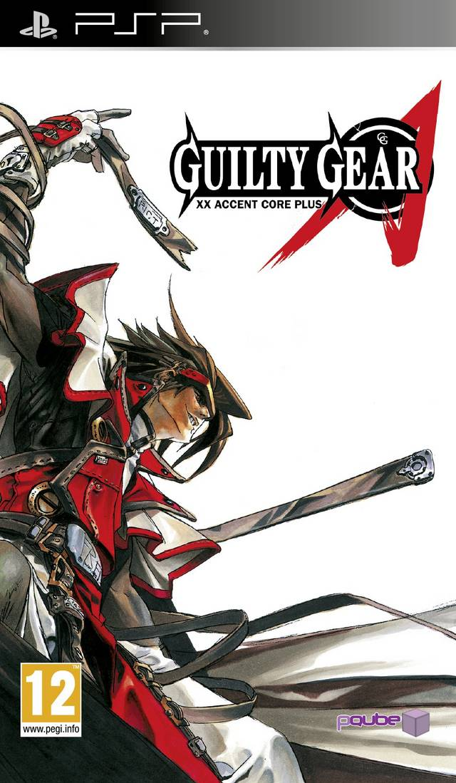 Guilty Gear XX Accent Core Plus R - TFG Review / Art Gallery