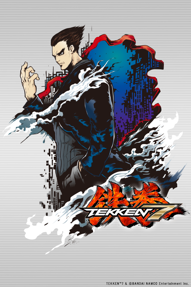Tekken 7 Quot Jbstyle Quot Custom Character Panel Artwork Now