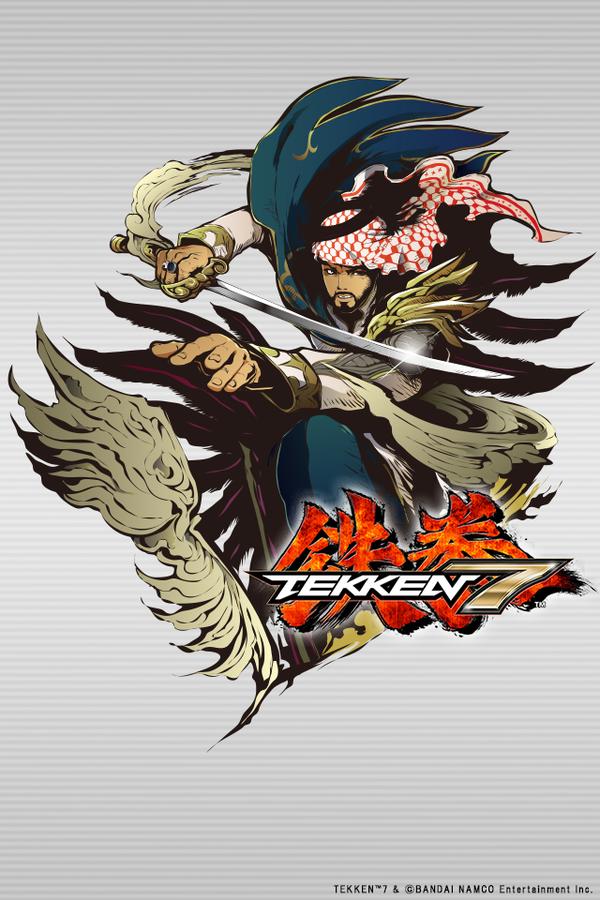 Tekken 7 Quot Jbstyle Quot Custom Character Panel Artwork Now