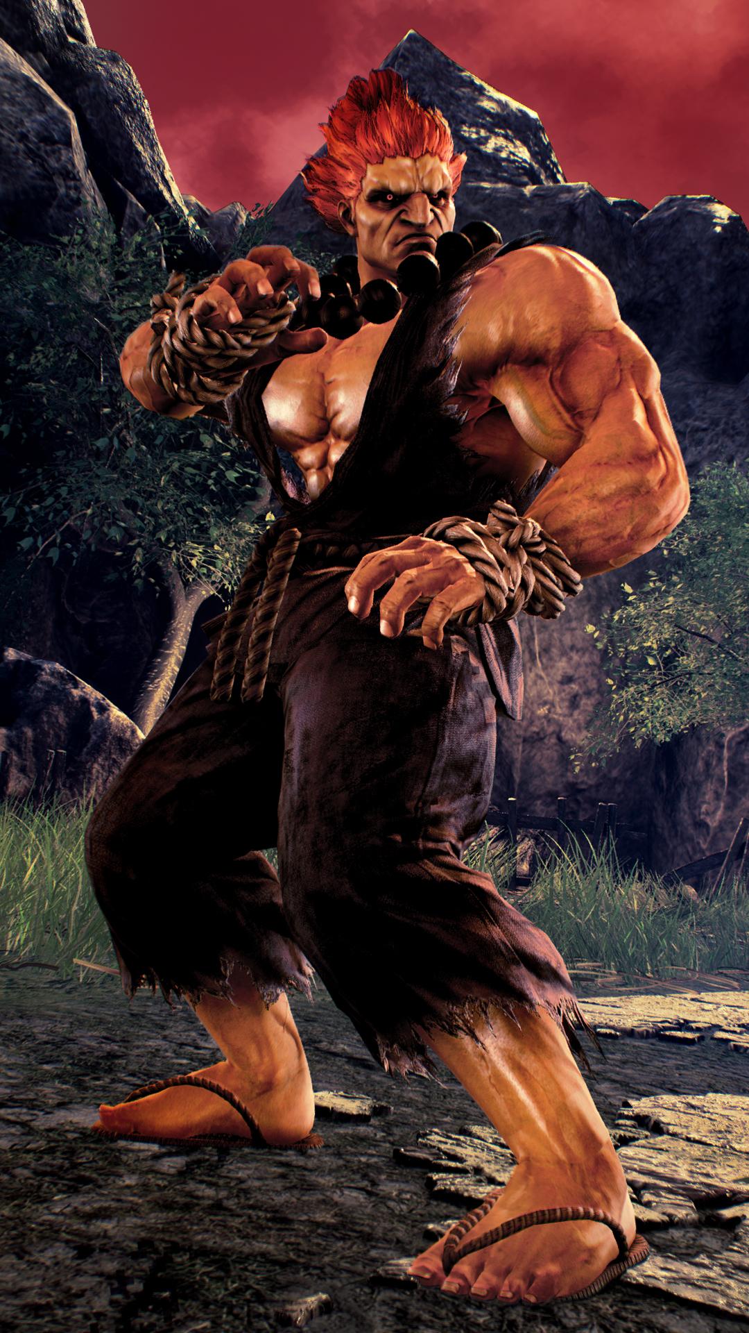 Tekken 7 Akuma Besiegen