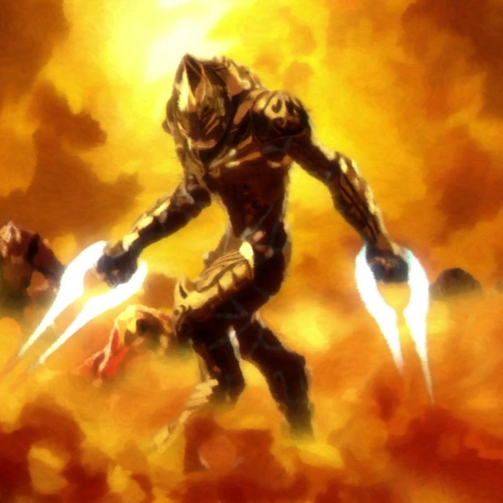 Arbiter (Killer Instinct / Halo)