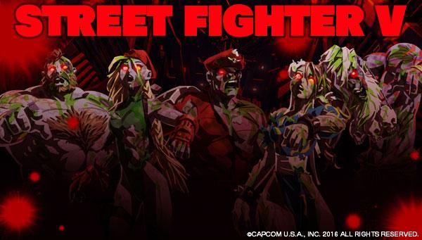 More SFV Concept Art Featuring Yang, Yun, Guy, Maki, Zombie