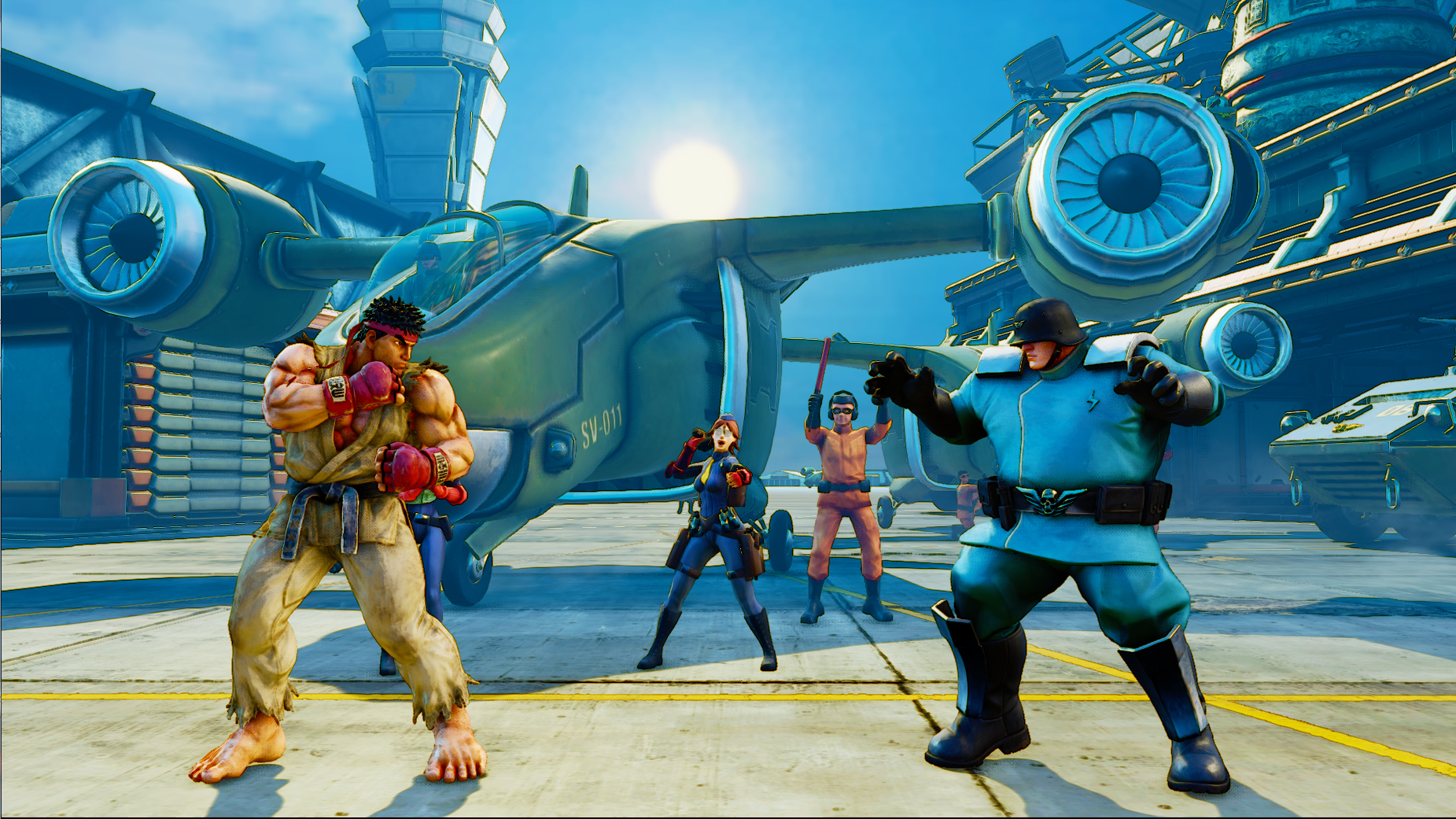Street Fighter 5 - TFG Review / Art Gallery