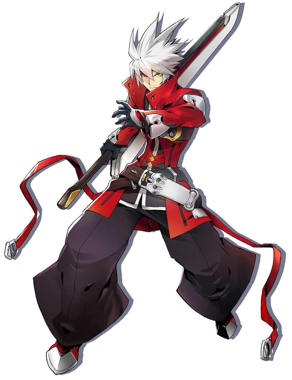 BlazBlue: Central Fiction - TFG Preview / Art Gallery