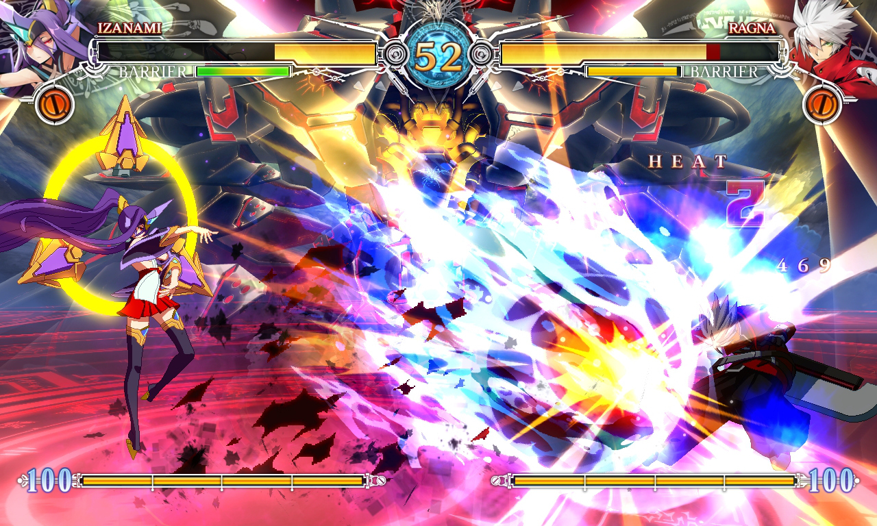 Blazblue: Central Fiction - Screenshots