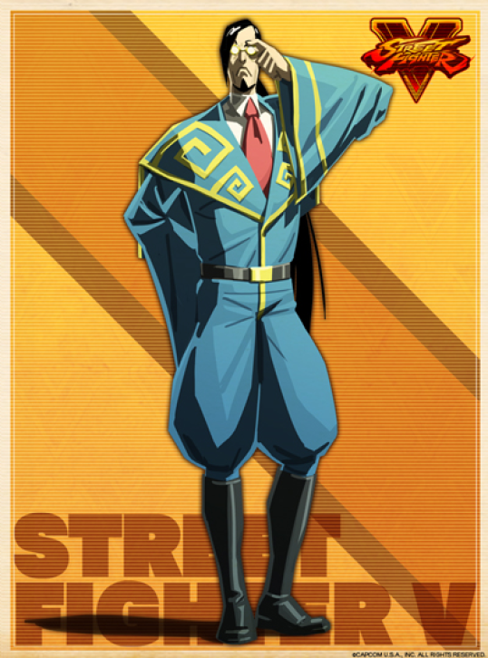 fang street fighter 5
