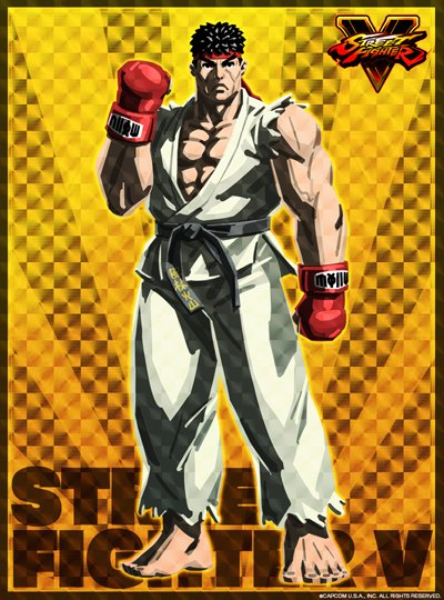 Street Fighter V Rejected Costumes Final Character Concepts