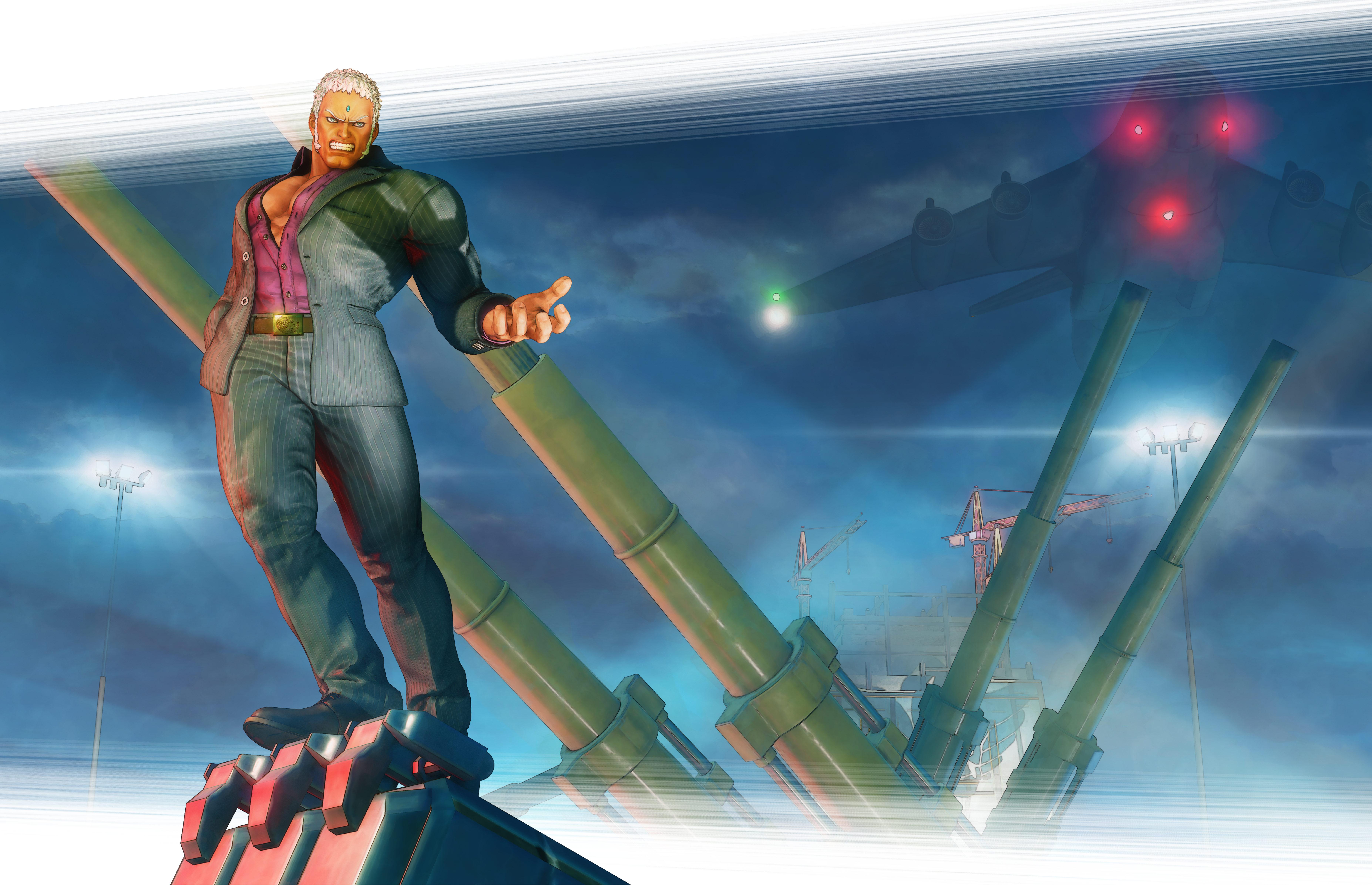 Urien (Street Fighter)