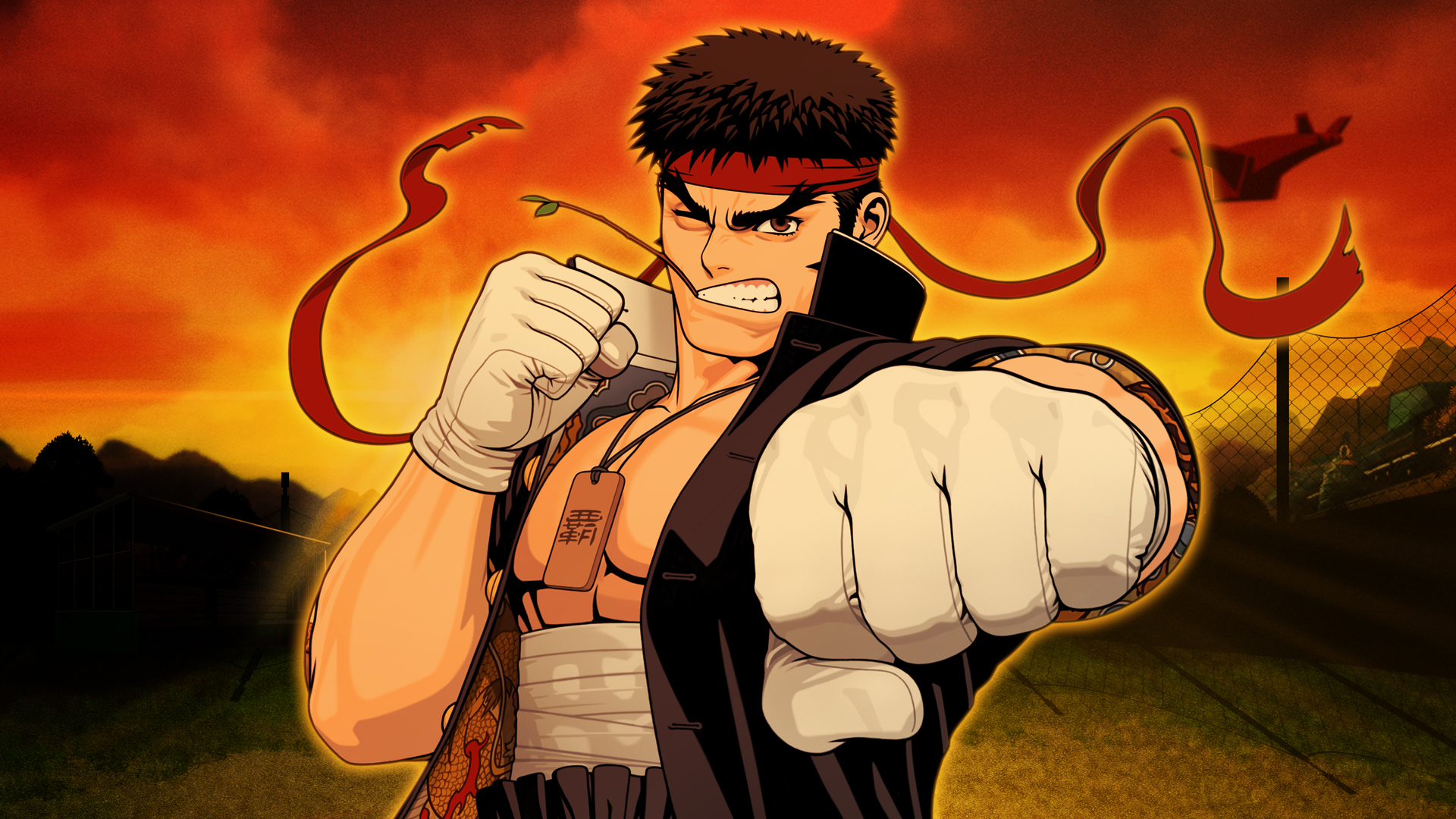 Ryu (Street Fighter) A...P Generation