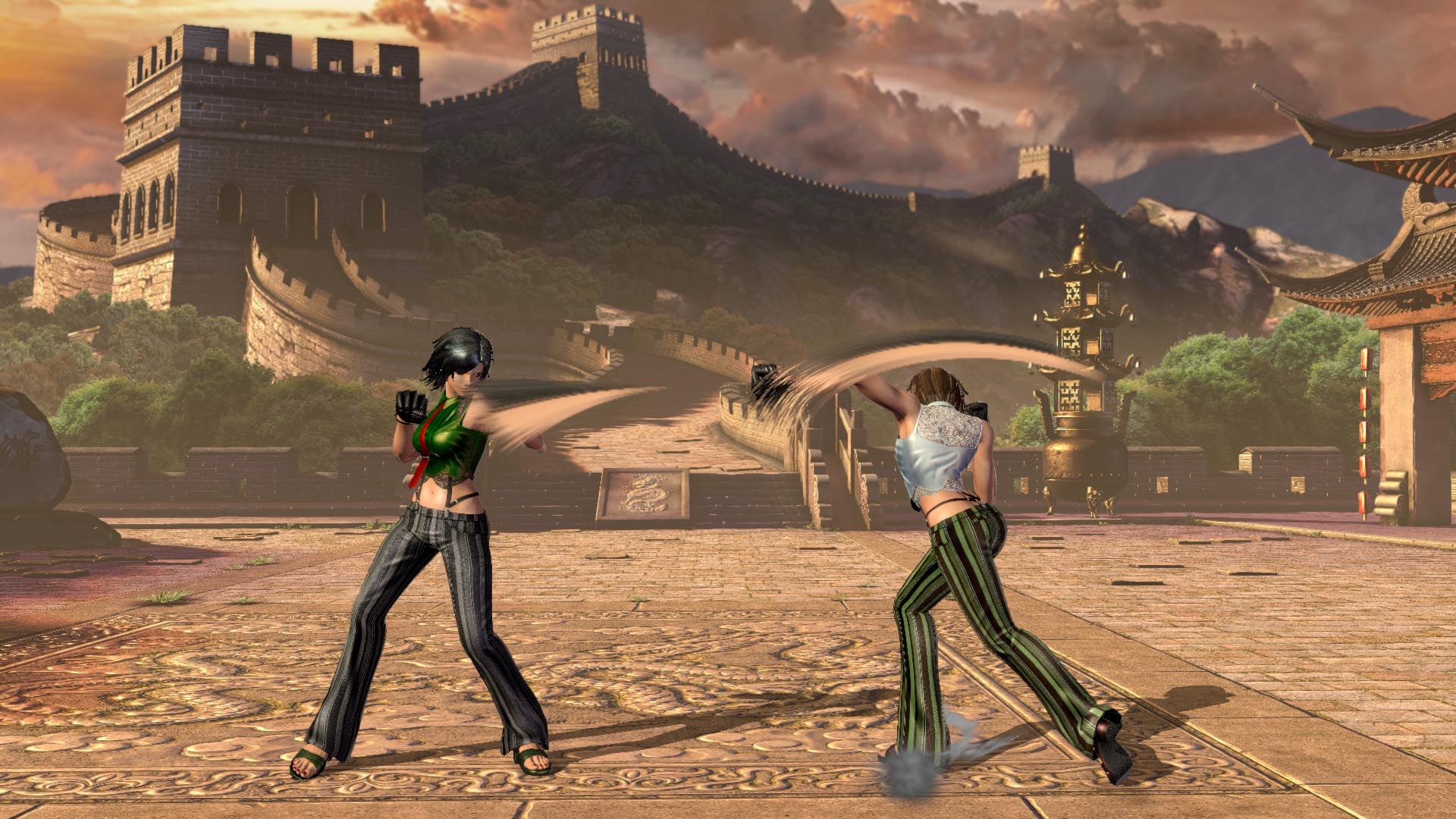 king of fighters xiv   art gallery