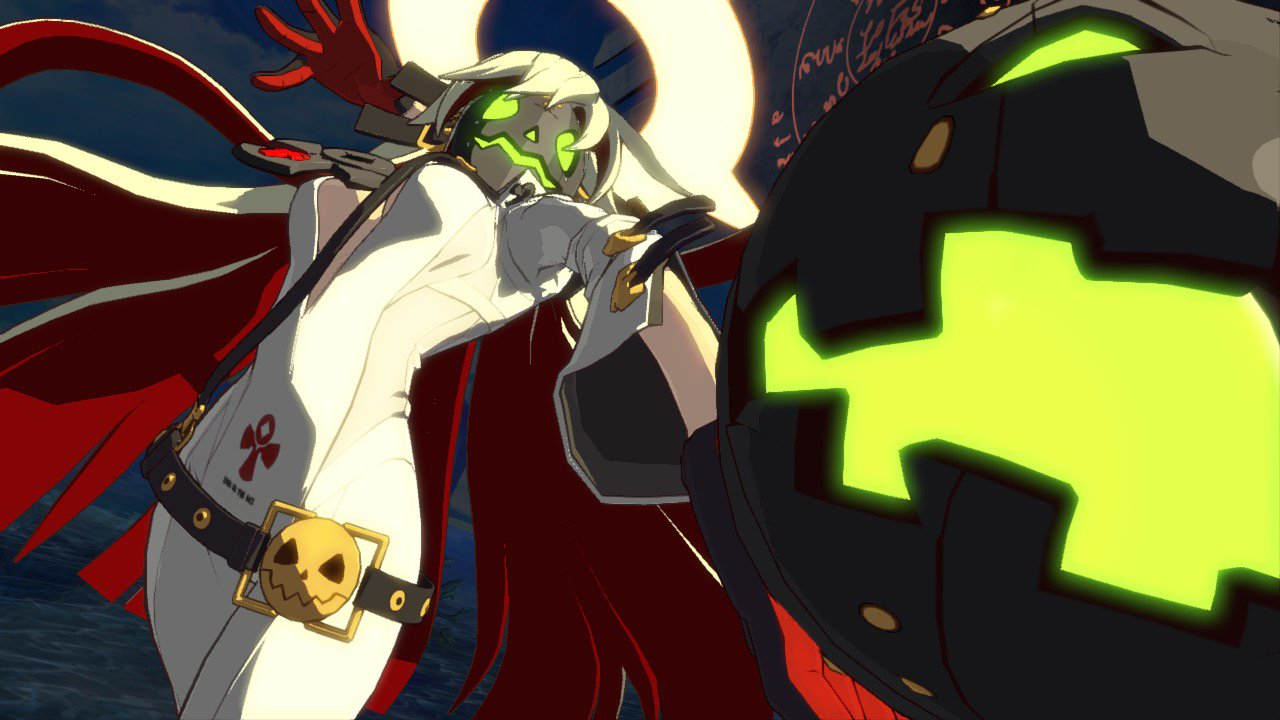 Guilty Gear Xrd: Rev 2 - Character Color: Answer 2017 pc game Img-2