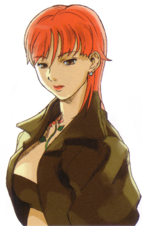sharon  street fighter ex2