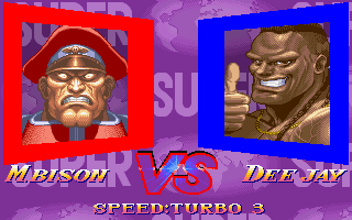 Super Street Fighter Ii Turbo Tfg Review Art Gallery