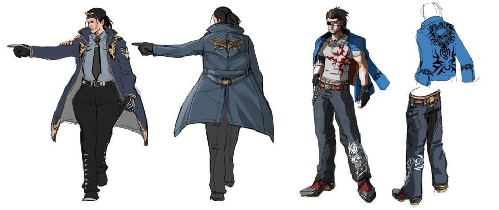 Tekken 7 Concept Artwork