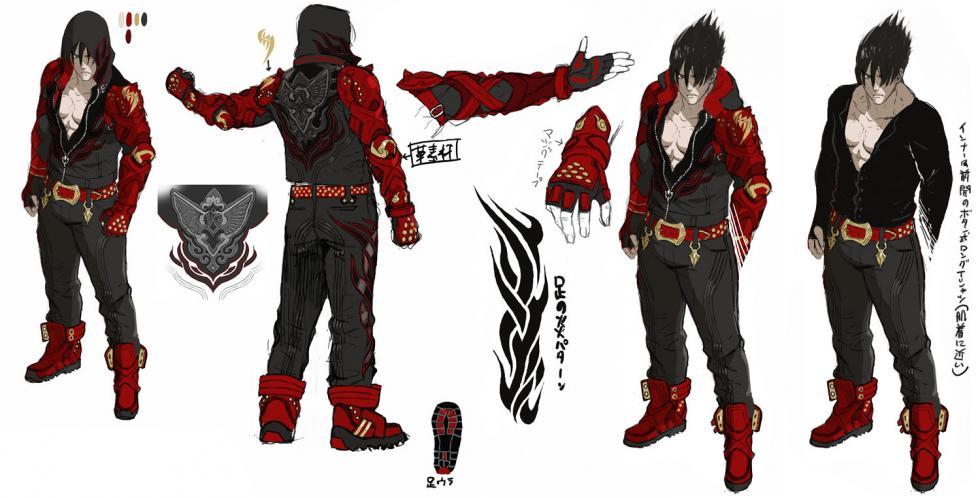 Top 10 Jin Kazama Costumes By Doapersonafan123 On Deviantart