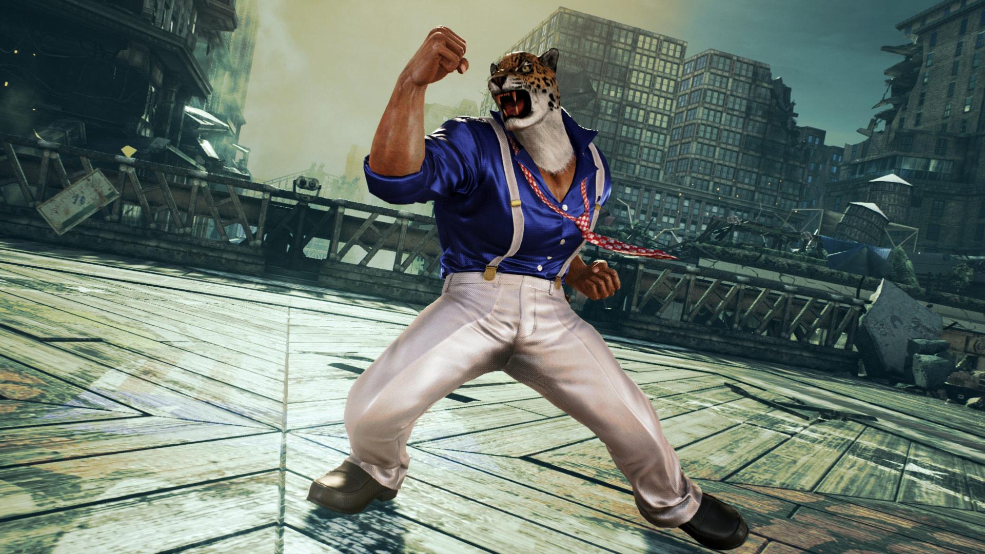Tekken 7 Story Trailer Collector S Edition Release Date Eliza
