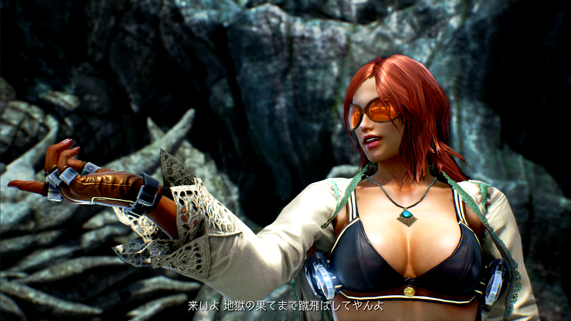 tekken 7 master raven artwork amp gameplay full balance