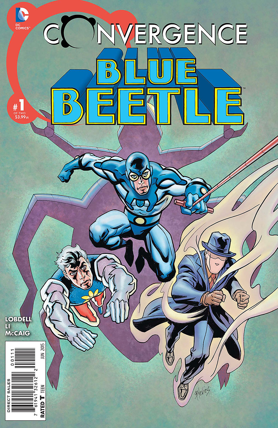 New Beetle Review >> Blue Beetle (Injustice 2)