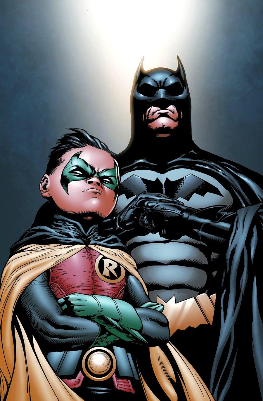 Robin / Damian Wayne (Injustice 2)